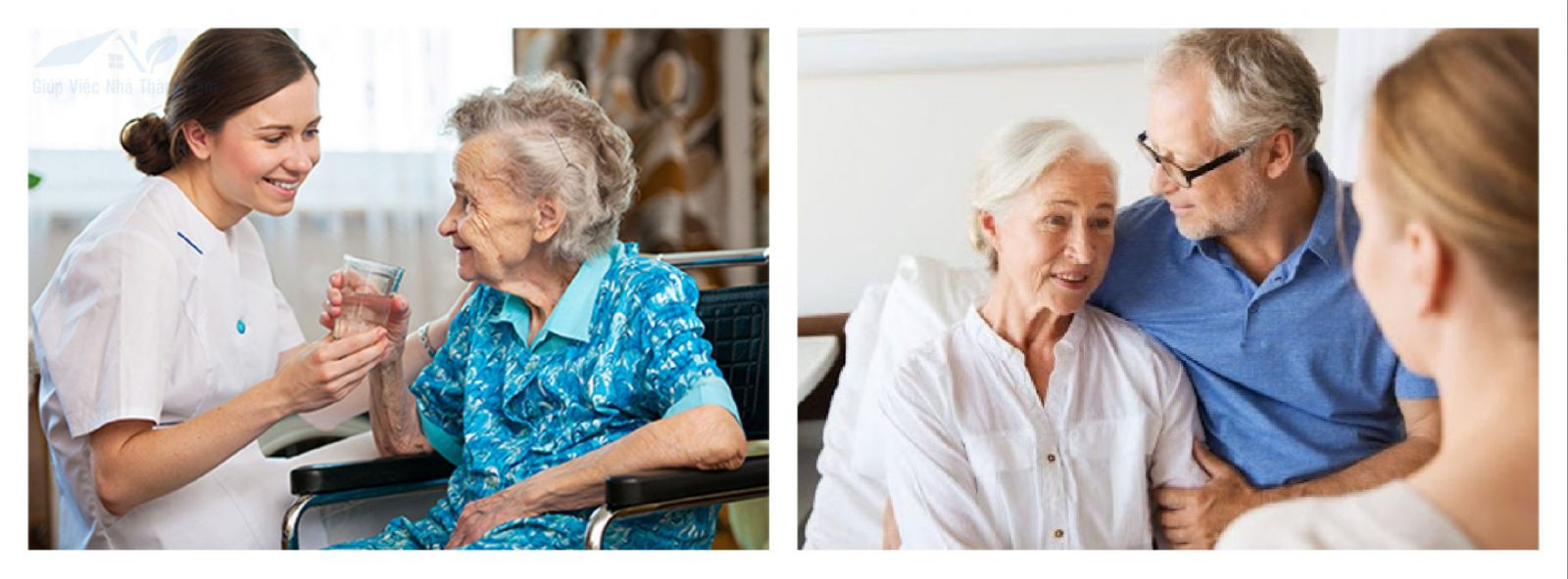 Dịch vụ chăm sóc người già tại quận 4