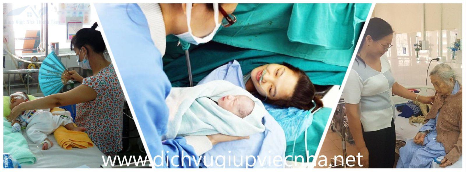 Dịch vụ nuôi bệnh tại bệnh viện quận Tân Phú