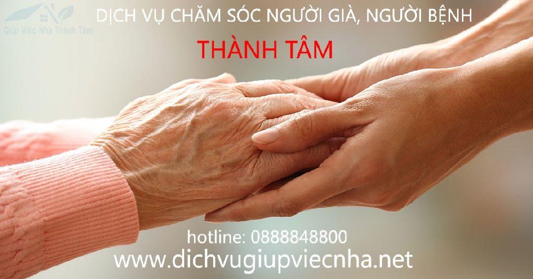 Dịch vụ cham sóc người già, người bệnh tại huyện Hóc Môn