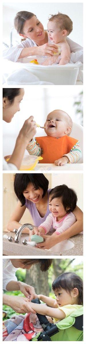 Dịch vụ cung cấp giúp việc giữ trẻ tại huyên Hóc Môn