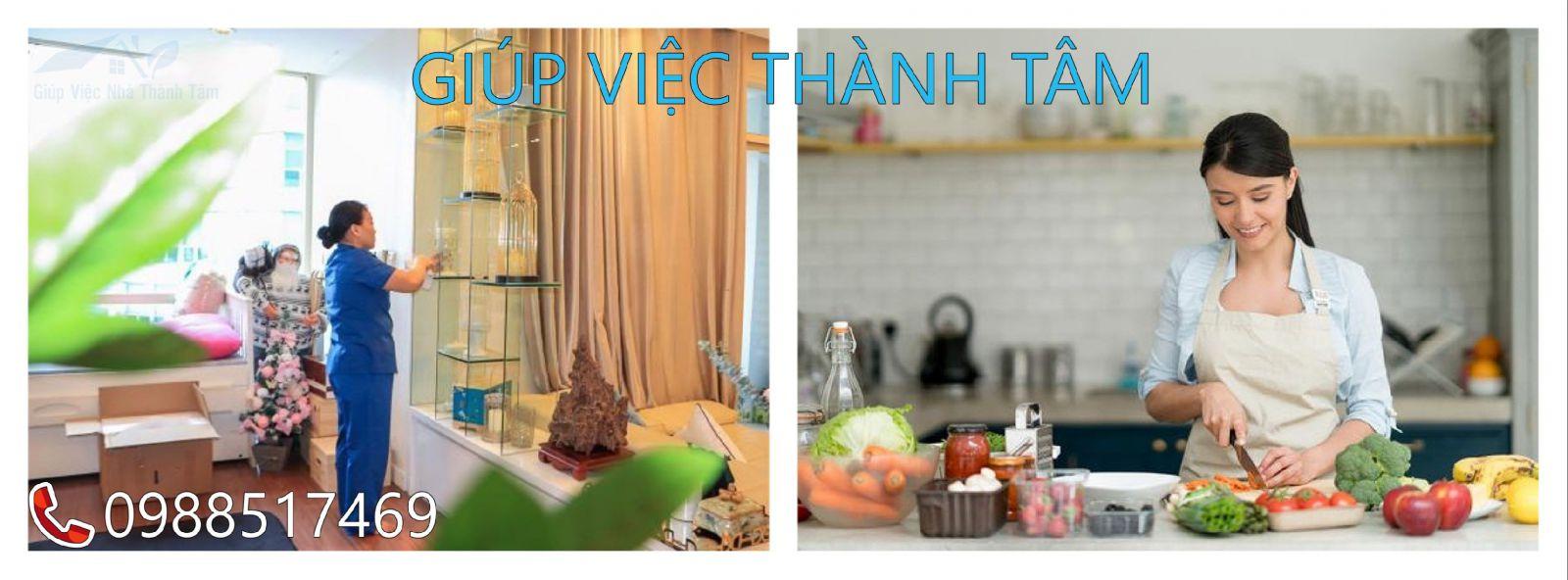 Dịch vụ giúp việc nhà tại quận Phú Nhuận