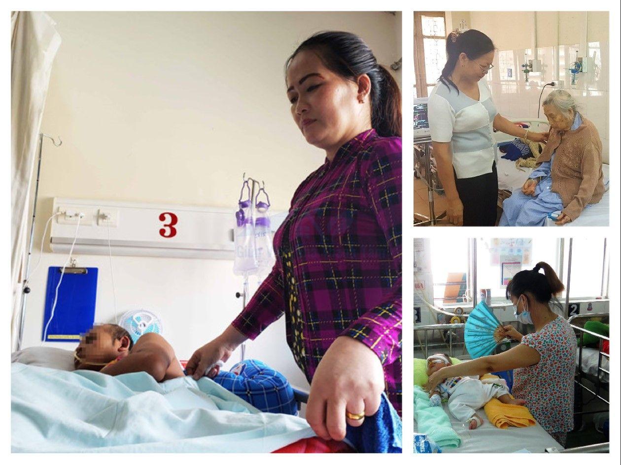 Cung cấp dịch vụ giúp việc nuôi người bệnh tại quận Bình Thạnh