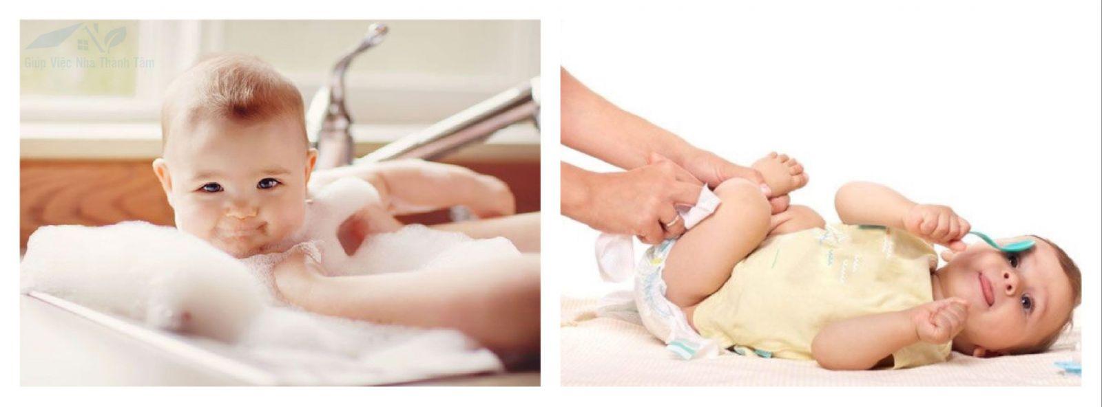 Cung ứng giúp việc chăm sóc em bé tại quận 10