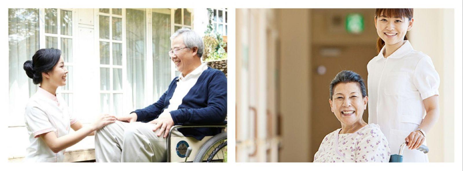 Chăm sóc người già tại quận 10