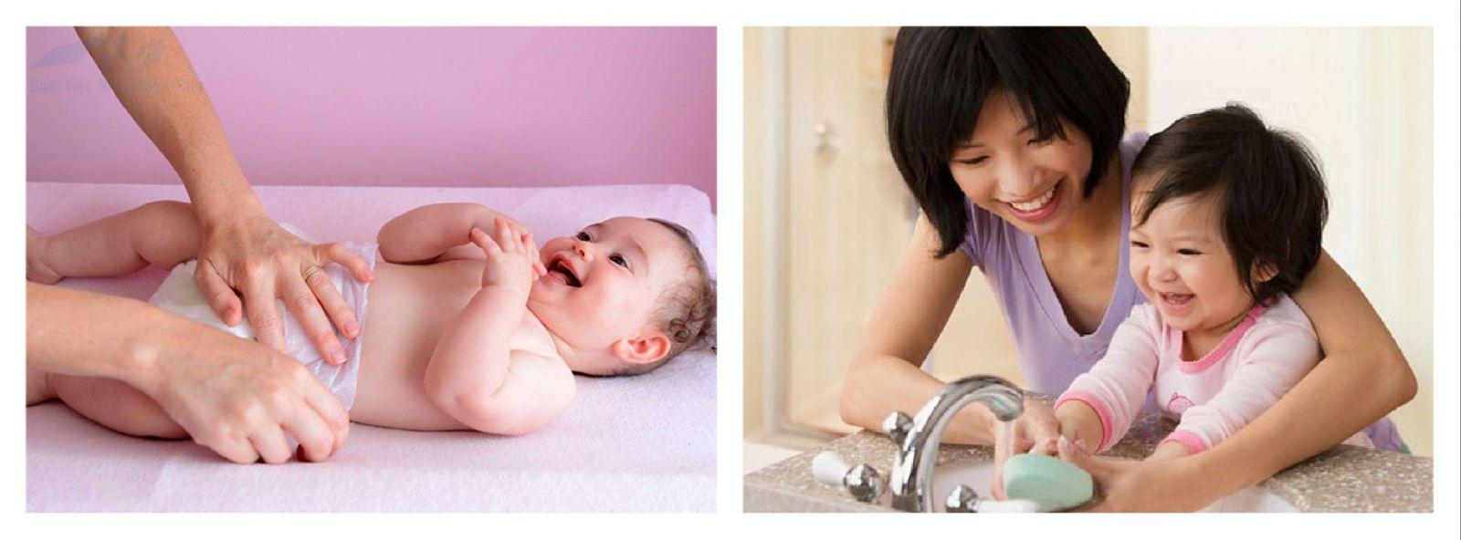 Dịch vụ giúp việc giữ trẻ tại huyện Bình Chánh