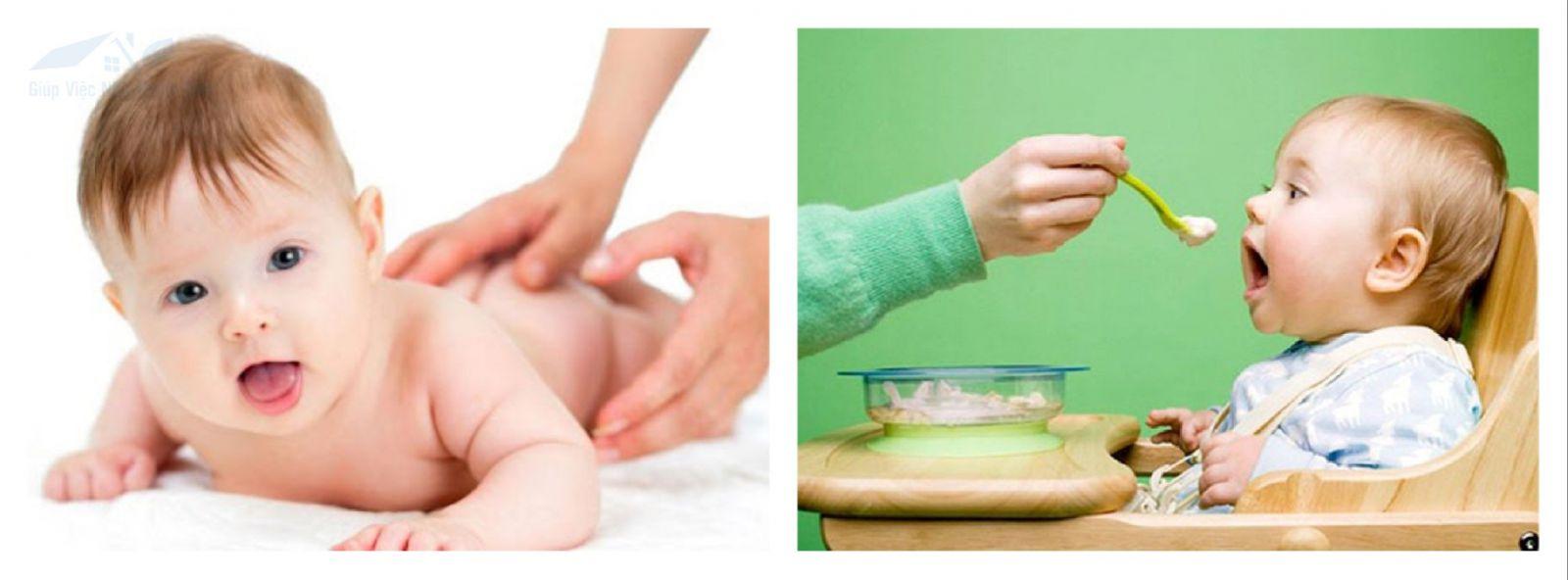 Giúp việc nhà chăm em bé tại quận Bình Tân