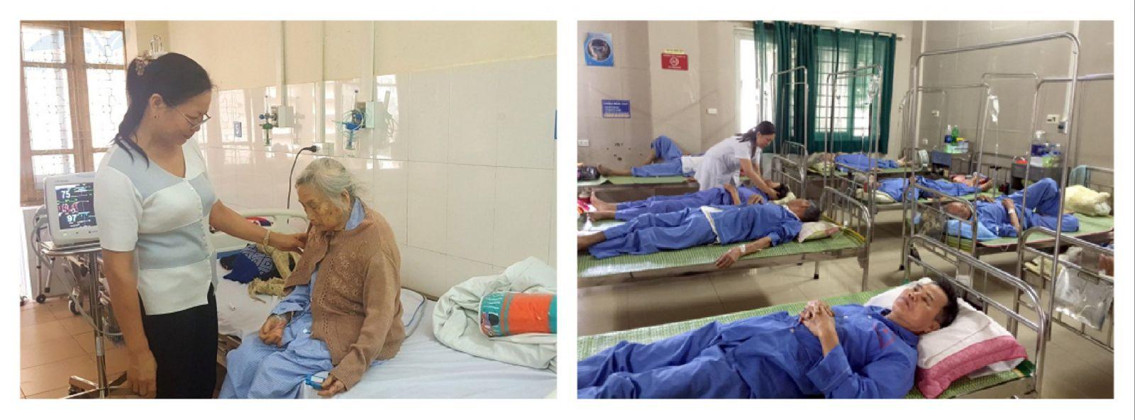 Giúp việc nhà chăm sóc người già người bệnh tại quận bình tân