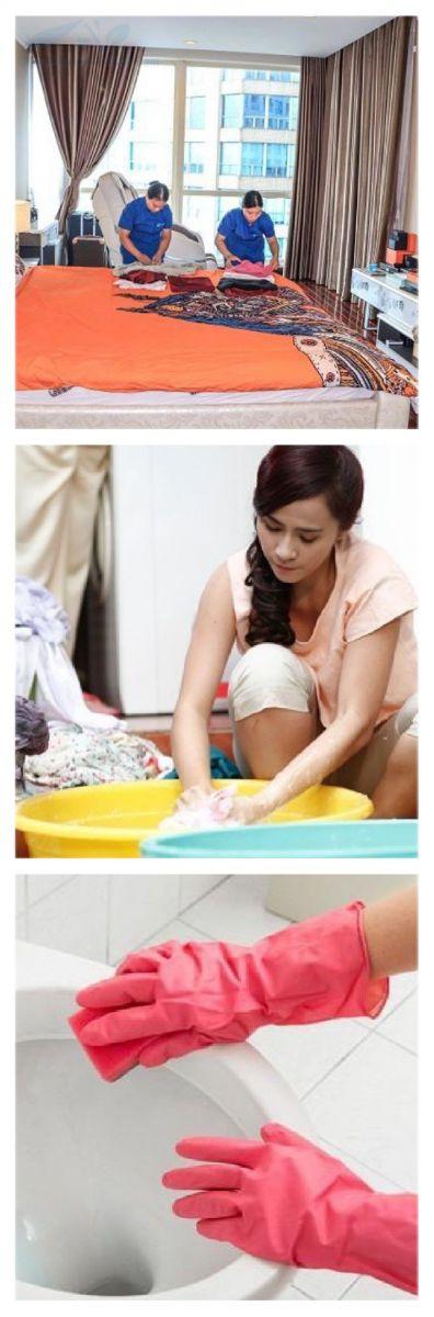 Dịch vụ giúp việc nhà quận Tân Phú