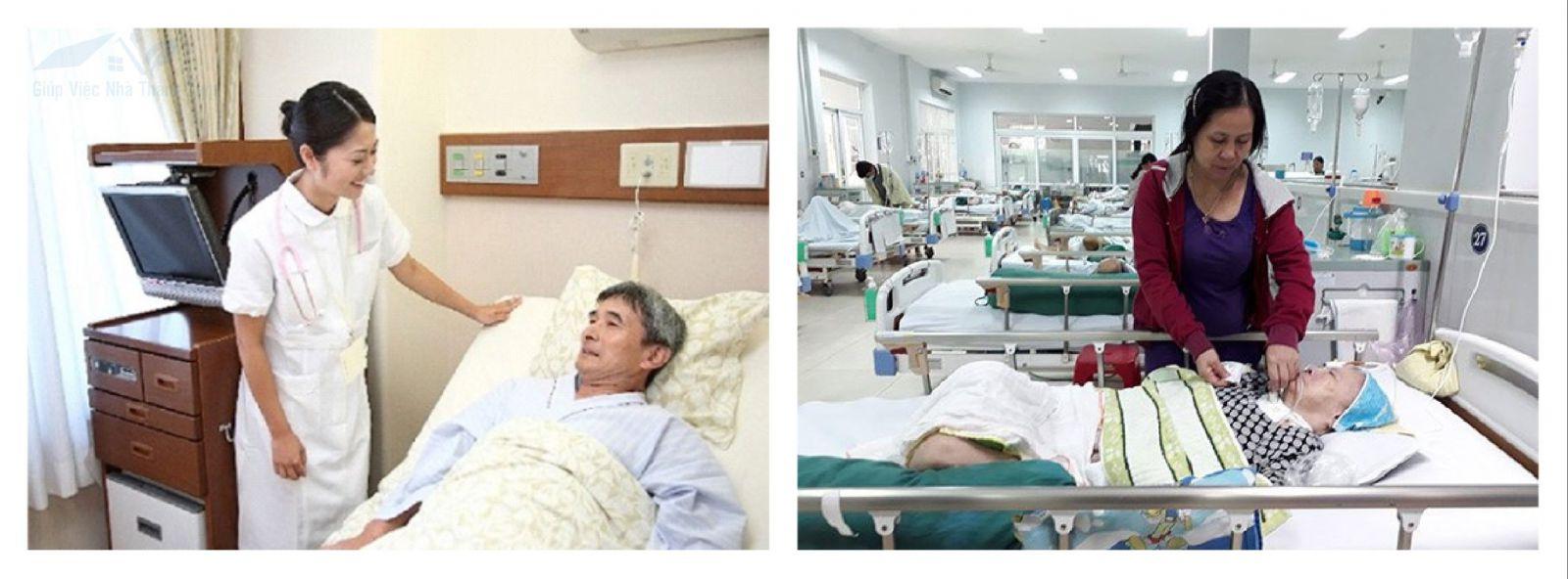 Giúp việc nuôi người bệnh tại quận 7