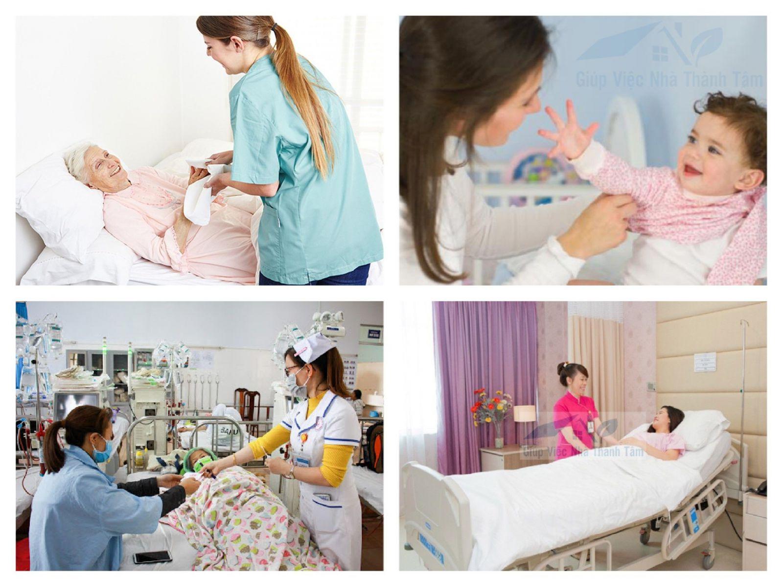 Dịch vụ cho thuê giúp việc ở lại tại quận Tân Phú