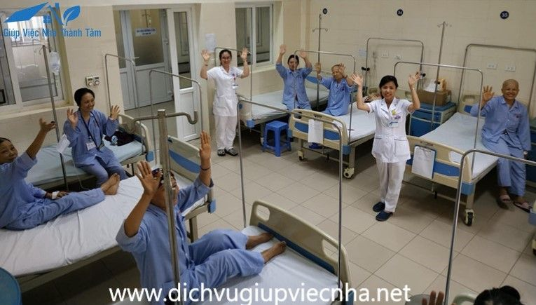 Dịch vụ nuôi bệnh tại bệnh viện khu vực quận 5