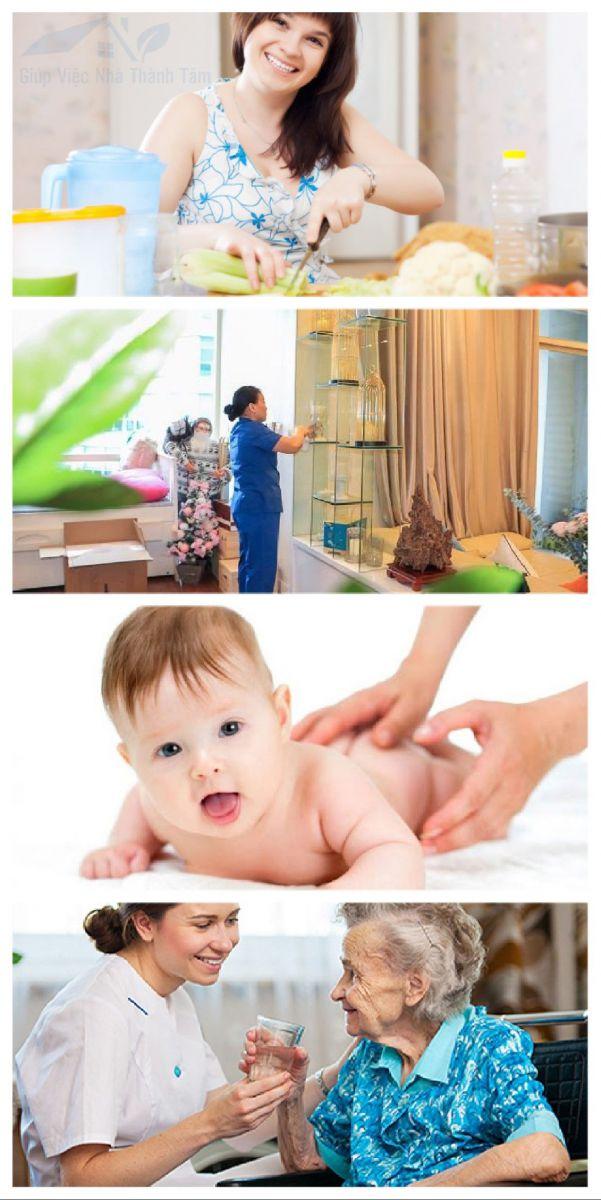 Thành Tâm cung ứng dịch vụ thuê người giúp việc ở lại nhà tại quận Thủ Đức